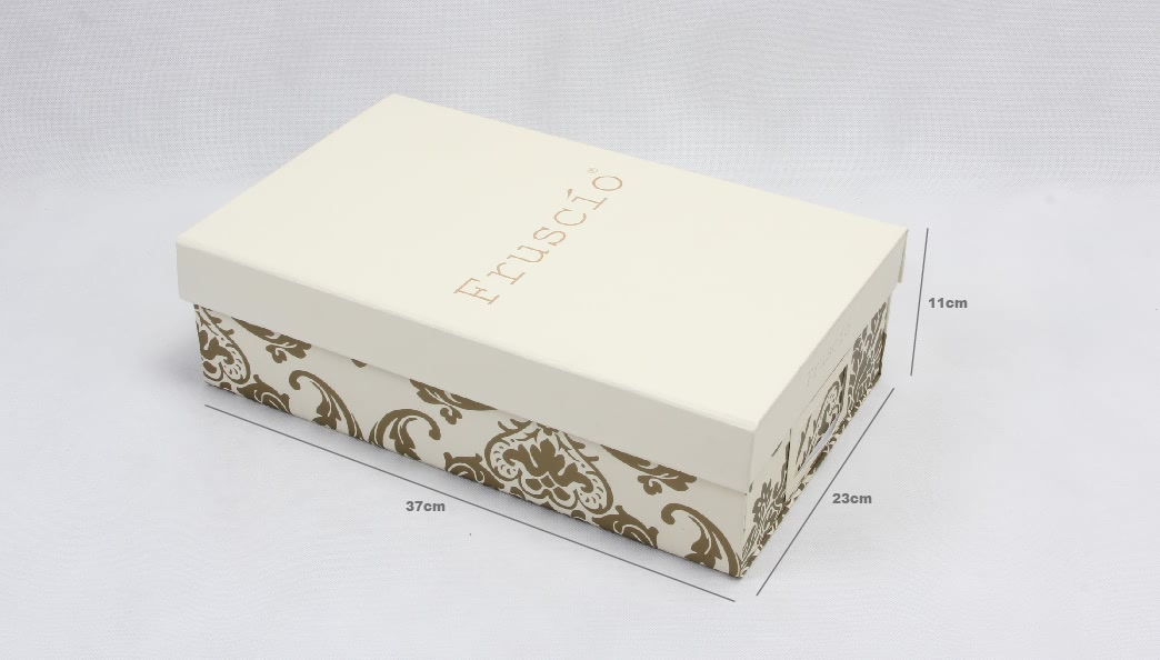 Luxury Folding Shoe Boxes Size