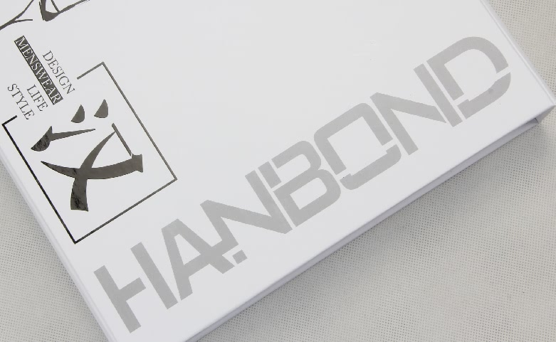 Concise White Shirt Packaging Boxes Technique