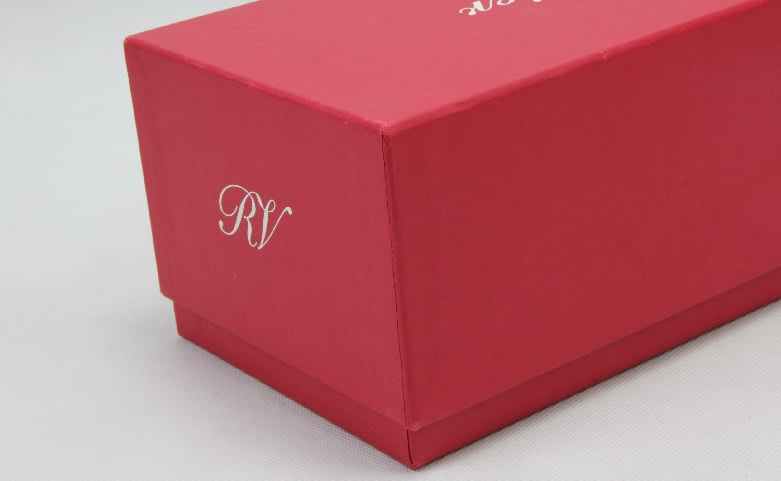 Coated Paper Shoe Packaging Boxes Detail