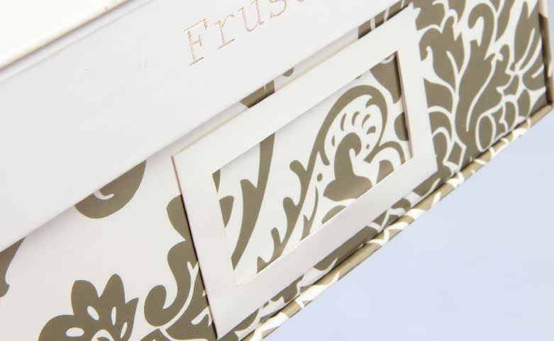 Luxury Folding Shoe Boxes Detail