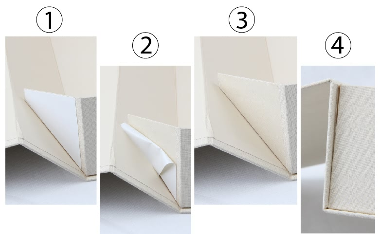 Binding Cloth Garment Paper Boxes Detail