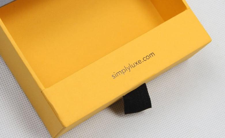 Simple Luxury Gift Packaging Boxes Hot Sampling