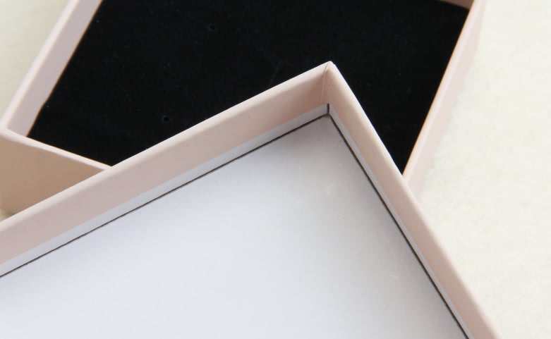Minimalist Jewelry Packaging Boxes Detail