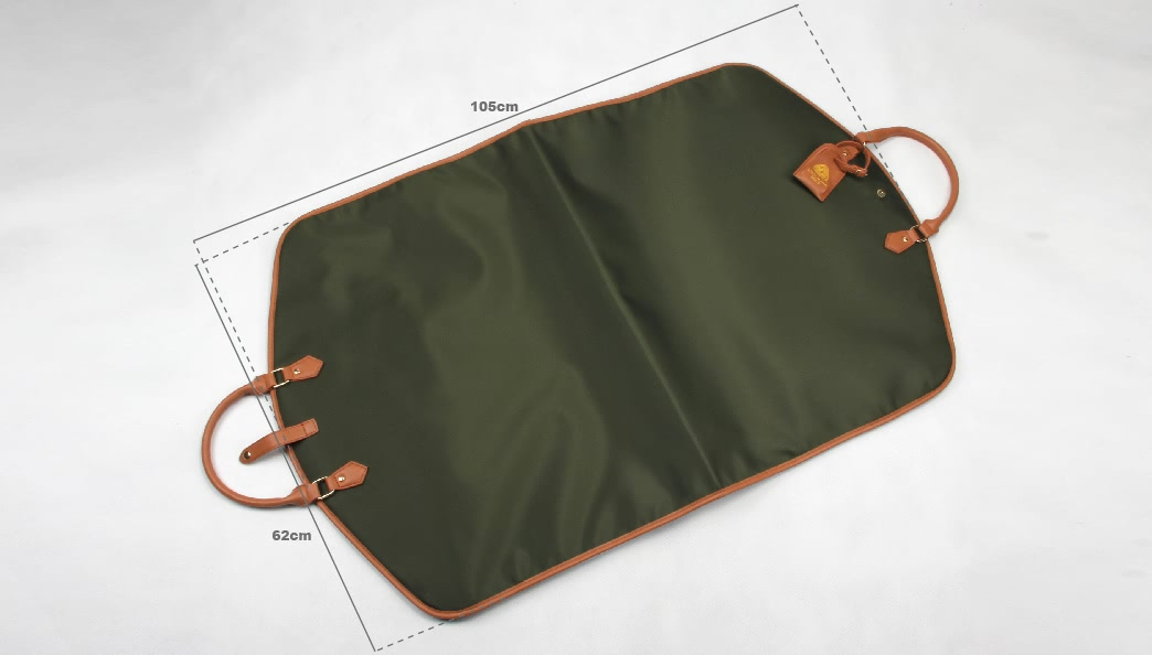 Exclusive Custom Garment Suit Cover Bags size