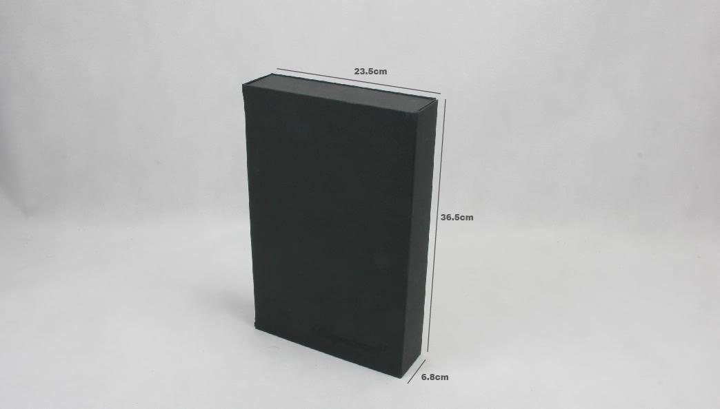 Gentleman Garment Boxes size