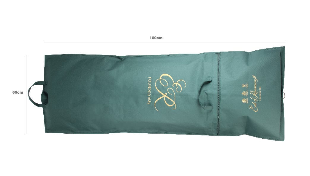 Premium Polyester Garment Suit Cover Bags size