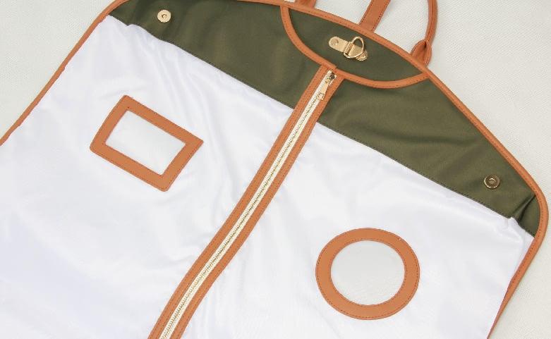 Exclusive Custom Garment Suit Cover Bags material
