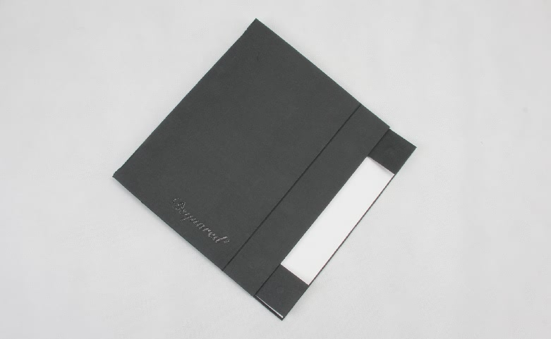 Gentleman Garment Boxes folding