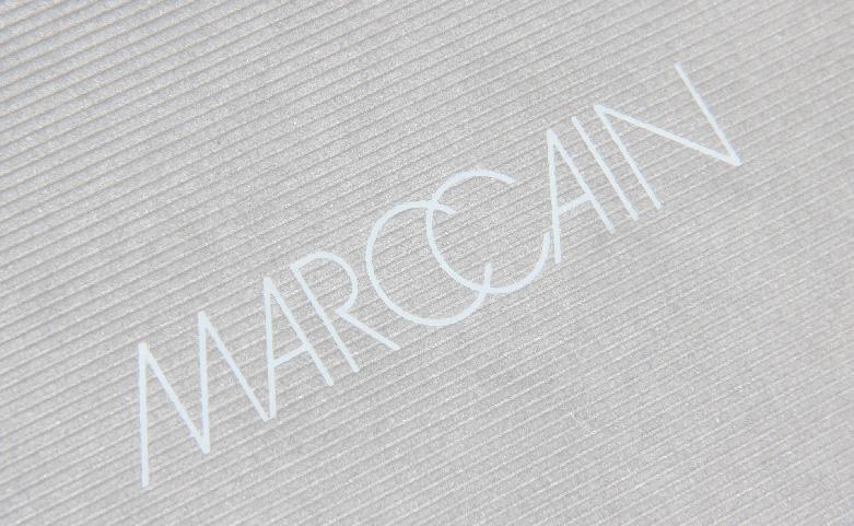 Grey Kraft Paper Folding Business Shirt Boxes logo