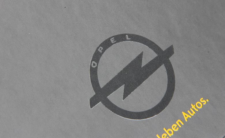 High-end Clamshell Car Key Gift Boxes logo