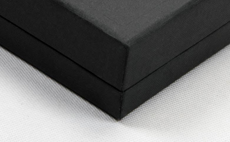 Black Jewelry Boxes With Lids Material