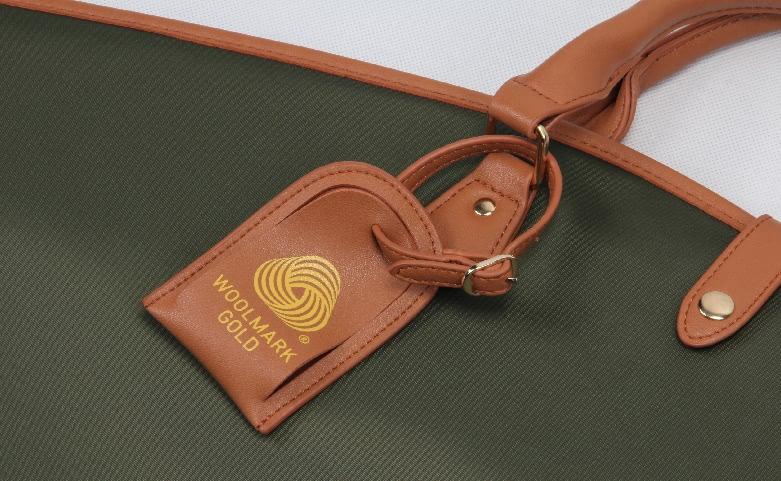 Exclusive Custom Garment Suit Cover Bags detail