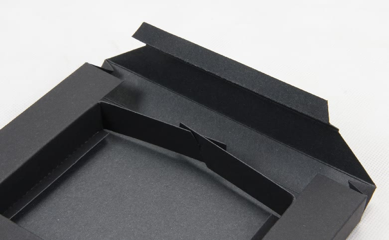 Double Slide Open Drawer Gift Card Boxes folding