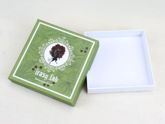 Aromatherapy Tablets Packaging Boxes Open Way