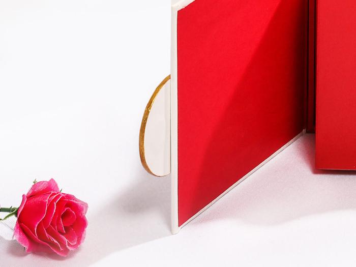 Beauty Makeup Calendar Packaging Gift Boxes Left Door