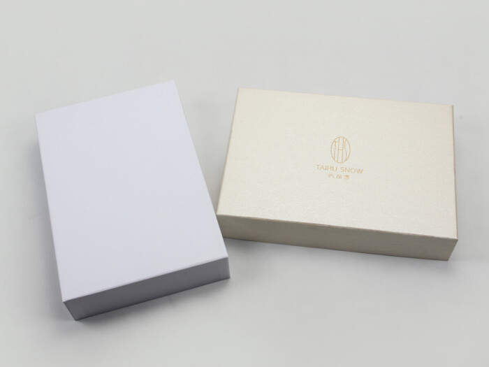 Bedding Sheet Set Packaging Boxes Bottom Detail