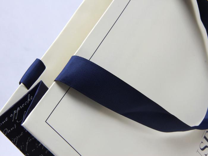 Beige Garment Paper Bags Handle