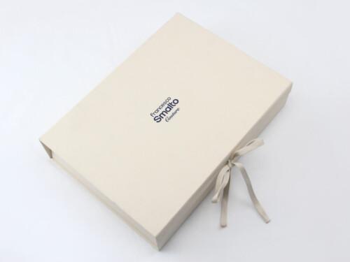 製本布ガーメントペーパーボックス