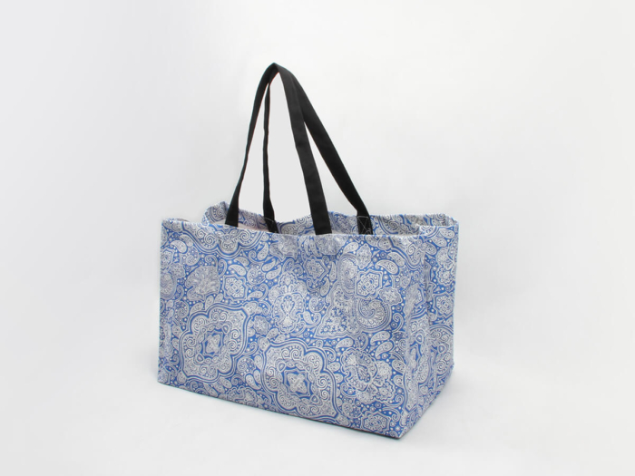 Bohemian Style Canvas Tote Bags