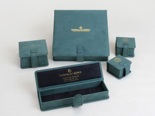 Brand Series Jewelry Boxes Set