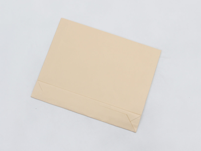 Cashmere Scarf Envelop Shopping Bags Bottom Display