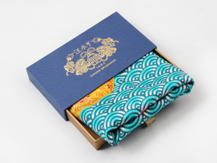 Century Brand Inherited Paper Scarf Packaging Boxes With Scarf