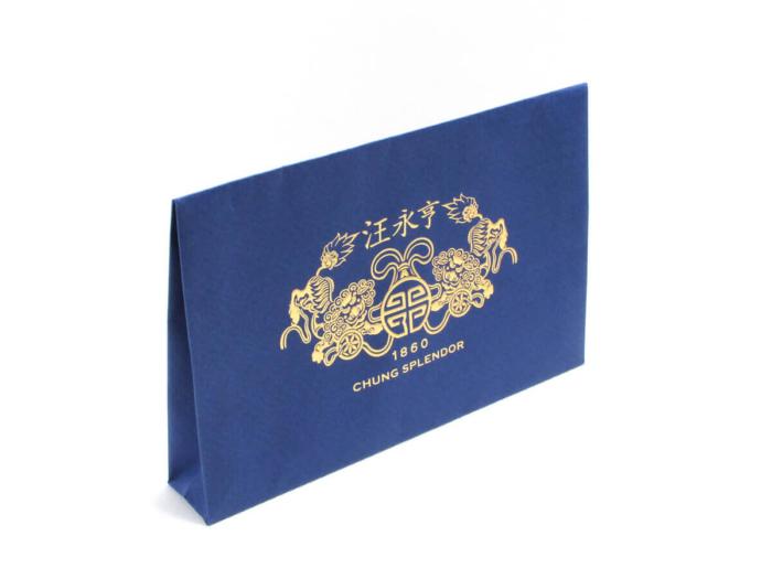 Century Brand Scarves Envelope Shopping Bags