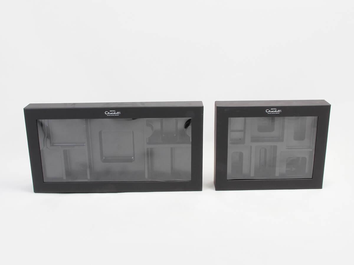 Chocolate Packaging Boxes Set Display