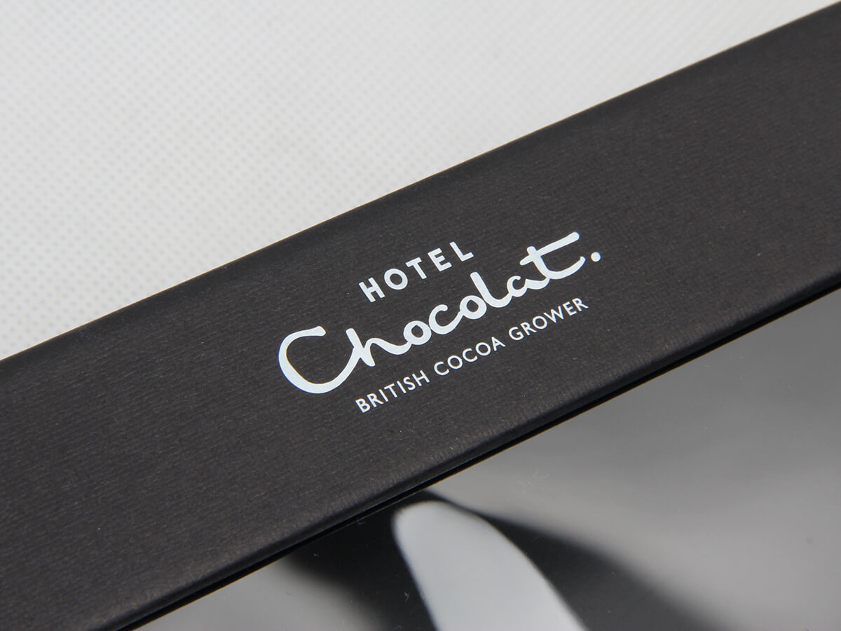 Chocolate Packaging Boxes Set Logo Printed