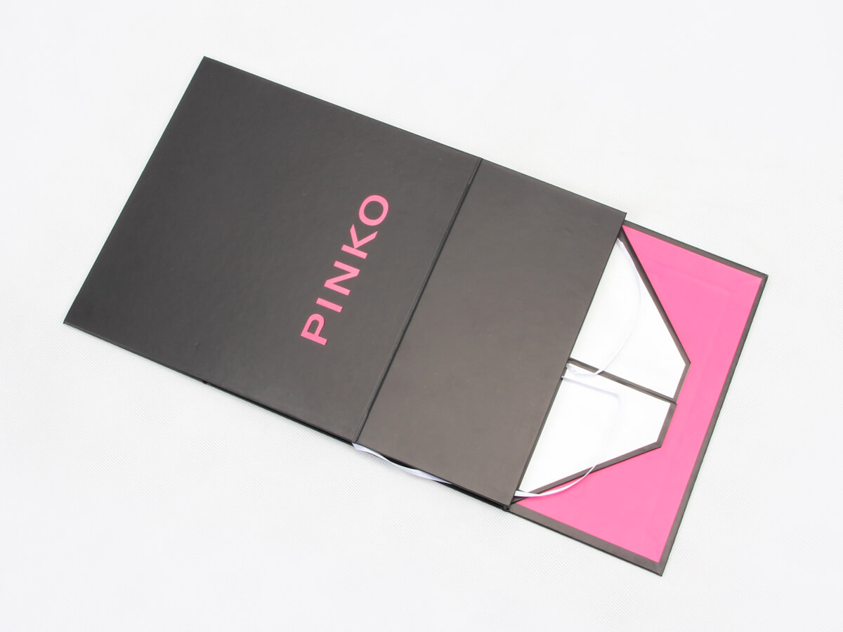 Classic Square Women Clothing Boxes Folding