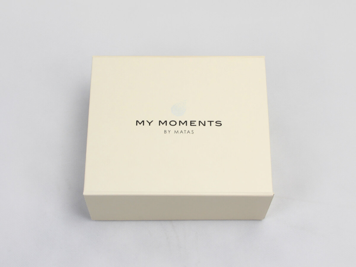 Cosmetic Cream Gift Packaging Boxes LOGO Technique