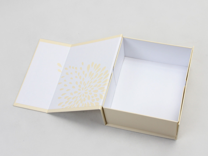 Cosmetic Cream Gift Packaging Boxes Material