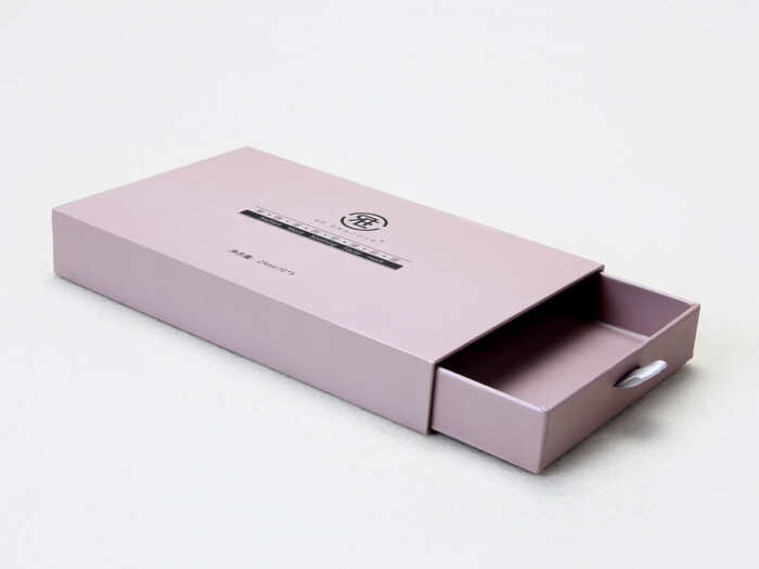 Cosmetic Mask Rigid Packaging Boxes Display