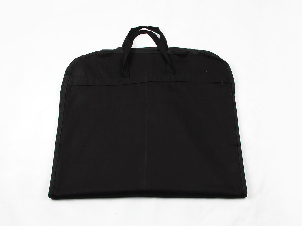 Cotton Garment Suit Cover Bags Back Display