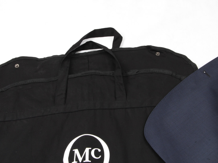 Cotton Garment Suit Cover Bags Detail