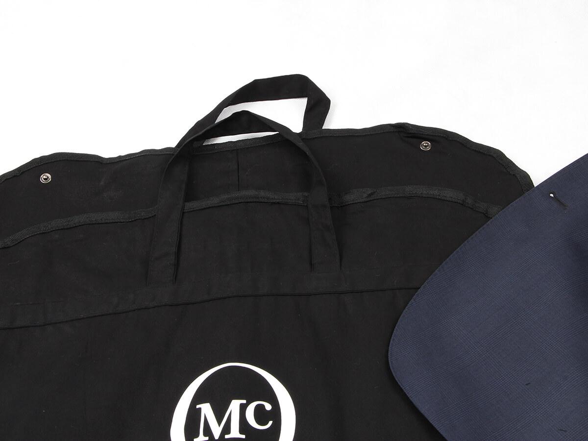 Cotton Garment Suit Cover Bags Detail