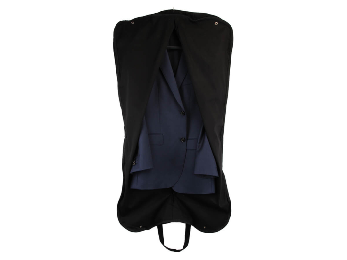 Cotton Garment Suit Cover Bags Expanded
