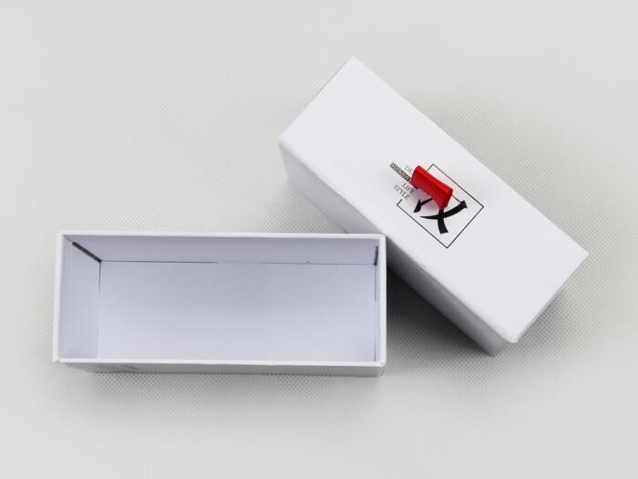Cufflinks Packaging Boxes Base Detail