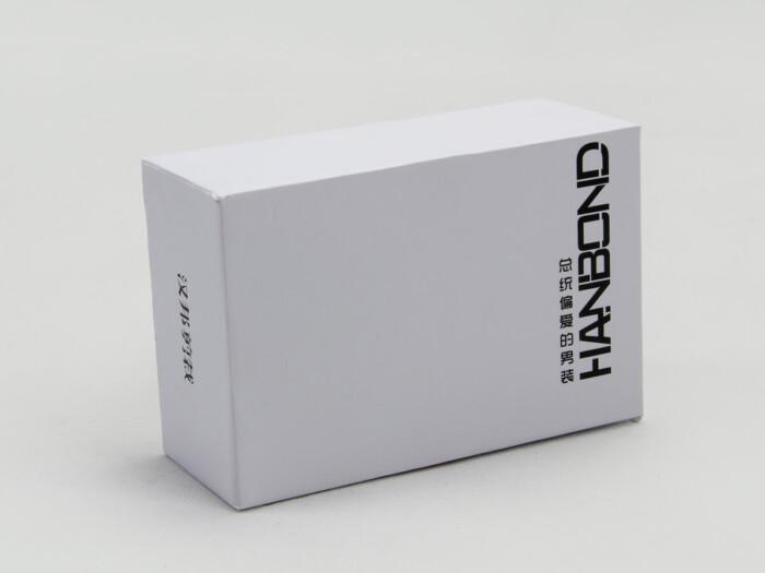 Cufflinks Packaging Boxes Side Display