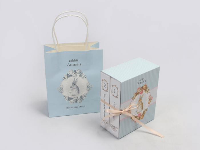 Double Layer Candy Chocolate Packaging Set