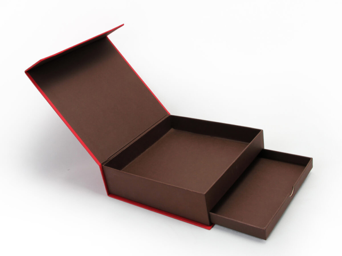 Double Layer Drawer Gift Packaging Boxes