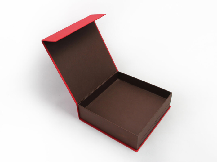 Double Layer Drawer Gift Packaging Boxes Open Way