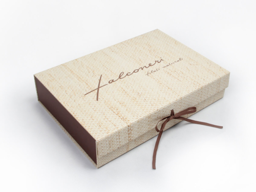 ECO-friendly Kraft Paper Garment Boxes