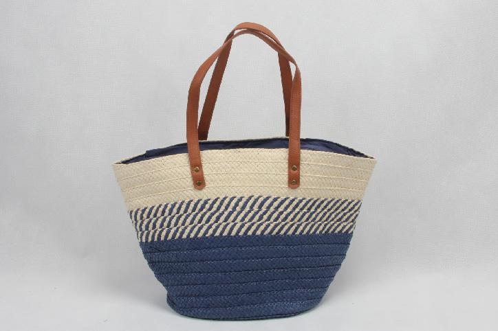 ECO-friendly Straw Stalk Woven Beach Bags Style