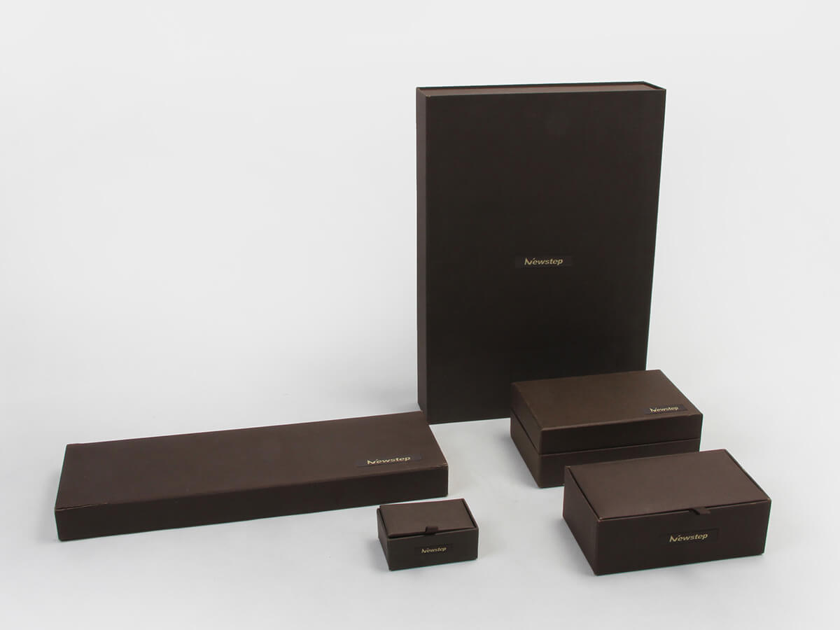 Ever Story Garment Packaging Boxes Set Display