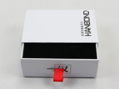 Garment Accessories Cufflinks Packaging Boxes