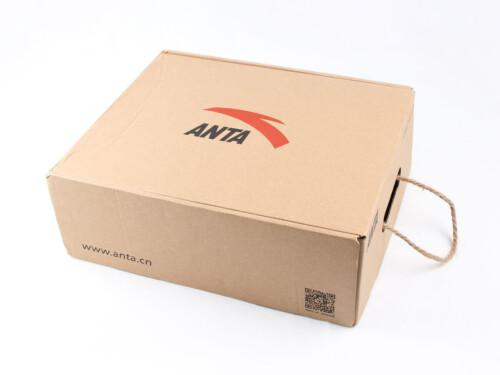 Handle Kraft Shoe Boxes