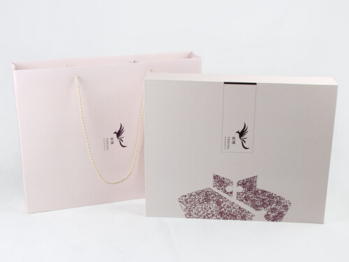 Heart Of The Sea Cheongsam Packaging Boxes Set