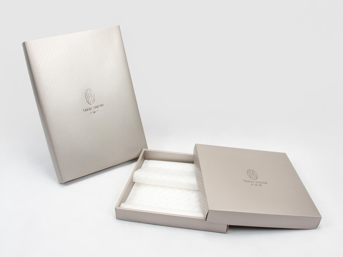 High End Brand Scarf Packaging Boxes