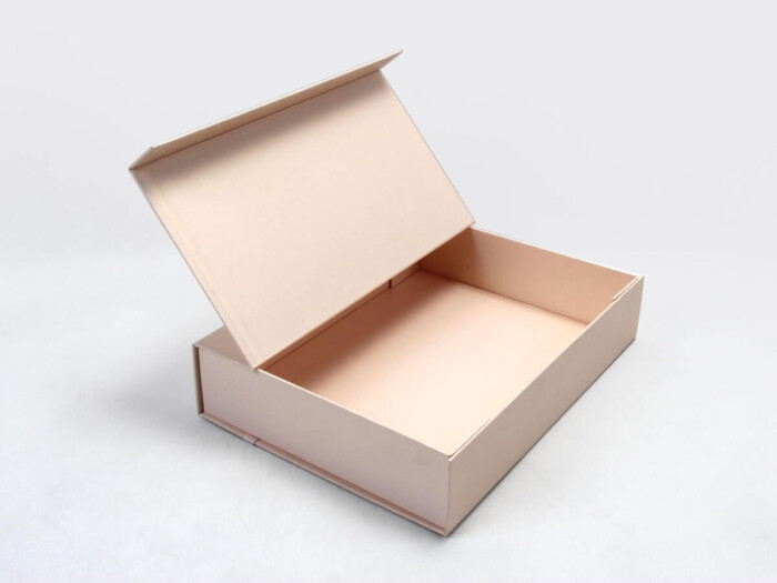 High End Iridescent Paper Duvet Set Boxes